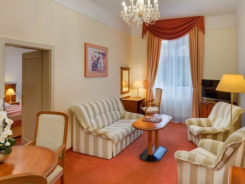 Centrální Lázně  Ensana Hotel