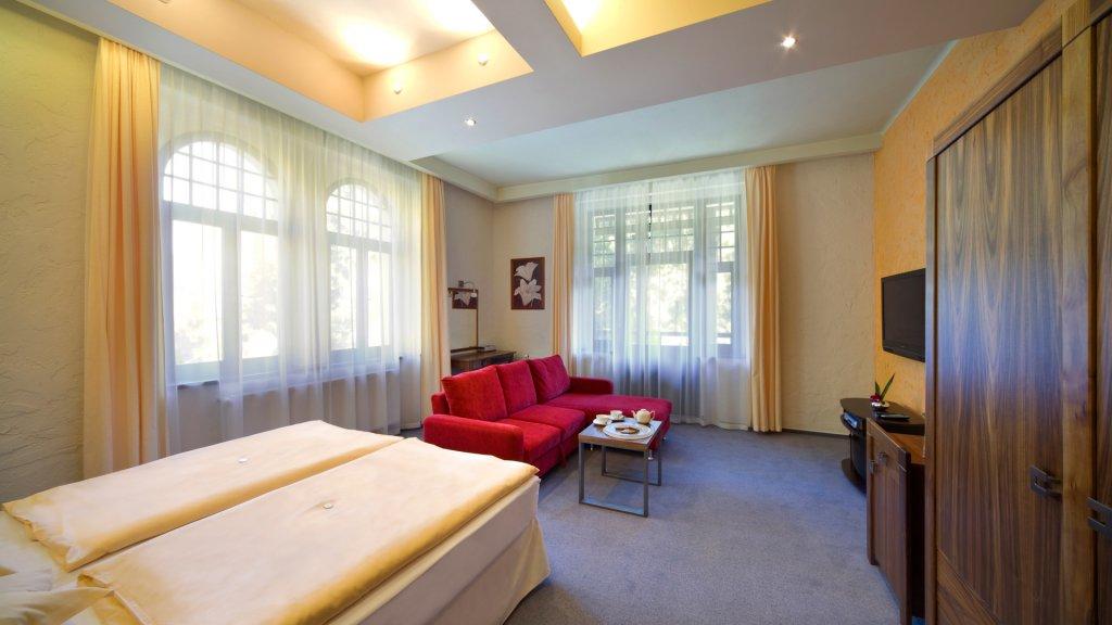 Spa & Wellness Hotel St. MORITZ