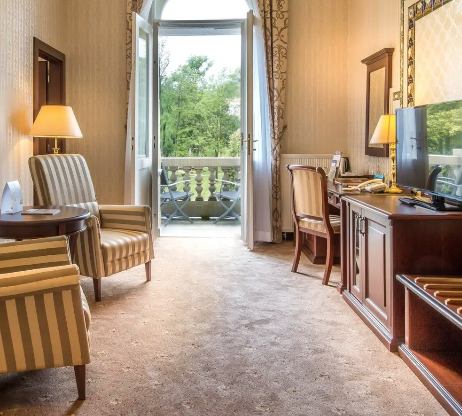 Nové Lázně Ensana Hotel